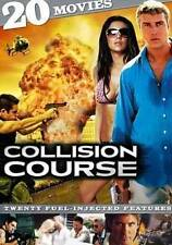 Collision Course: 20 Movies (DVD, 2013, 4-Disc Set) Brand New