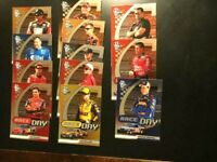 2008 Press Pass RACE DAY Complete 12 card set-NM-MT-Dale Earnhard💥Free Shipping