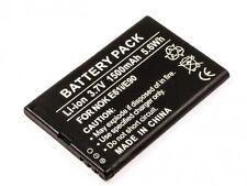 Batterie pour nokia N810/E90 Communicator /E72/E71/E63 /E61I/BP-4L 1500 Ma
