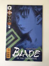 BLADE OF THE IMMORTAL #55 Dark Horse Comics The Gathering 13/15 2001 Manga NM