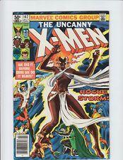 The Uncanny X-Men #147 (July 1981, Marvel) NM 9.4  Rogue Storm!  50 cent cover