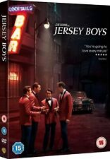 JERSEY BOYS CLINT EASTWOOD JOHN LLOYD YOUNG WARNER UK DVD NEW