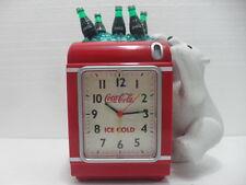 Coca-Cola - OROLOGIO SVEGLIA DA TAVOLO