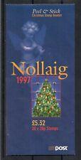 IRELAND 1997 CHRISTMAS BOOKLET SG,SB60 LOT 5250B