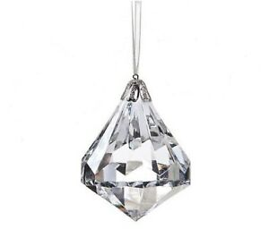 Demdaco Crystal Drop Hanging Ornament