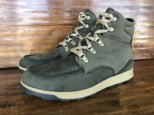 Mems Chaco Casual Lace Up Boots Size 10