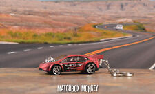 Custom Chevy Super Volt Key Chain 1/64 Adorno Electric Race Racing Car Sports