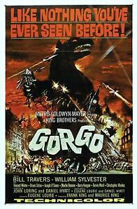 "Gorgo Poster 27""x40"""
