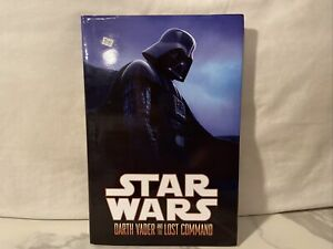 Star Wars Darth Vader And The Lost Command Hardcover Graphic Novel