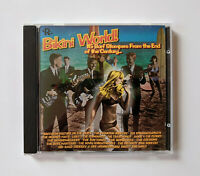 Bikini World by Various Artists (CD, Aug-1997, Relativity (Label)) surf rock