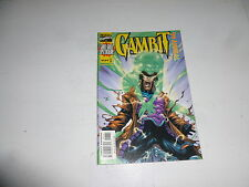 GAMBIT Comic - Annual 1999 - Date 1999 - Marvel Comics