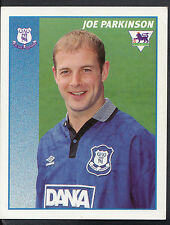 Merlin Football Sticker- 1997 Premier League - No 169 - Everton - Joe Parkinson