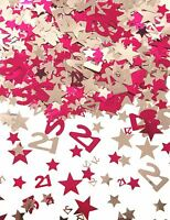 Birthday Wedding Party Table Foil Confetti Scater Throwing Decoration Sprinkle