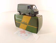 Solido n° 97 Citroën C35 ambulance 1/50 réédition Hachette neuf en boite MIB