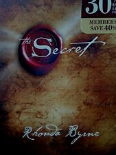 The Secret, Rhonda Byrne, 2006 - Hardback with Dust Jacket
