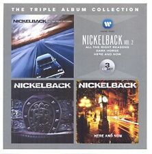 NICKELBACK - TRIPLE ALBUM COLLECTION, VOL. 2 NEW CD