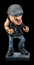 Funny Job Figur - Rockstar Brian - Warren Stratford lustiger Musiker Dekostatue