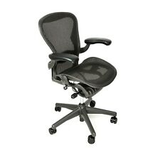 Herman Miller Aeron Size B Fully Loaded - Free Shipping and Warranty