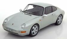 1:18 Norev Porsche 911 (993) Carrera Coupe 1993 silver