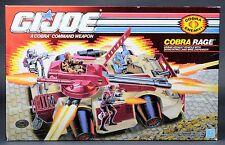 1990 Hasbro GI Joe Cobra Rage MISB Factory Sealed Box