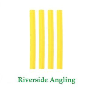 Zig Foam Aligna Chod Aligner Rigs Yellow x4 Pop up Carp Fishing Imitation Bait