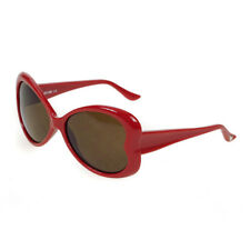 Moschino Red Heart Shaped Ladies Retro Celebrity Look Funky Sunglasses MO598-05S
