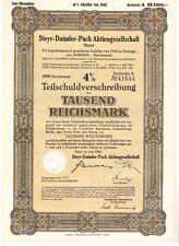Steyr Daimler Puch AG  1942  1000RM   TSV