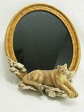 Mill Creek Studios Cougar Mountain Lion 13 inch Mirror 2000