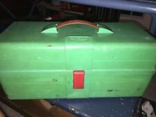 Vintage Old 1950S My Buddy No 582 Hard Plastic Fishing Tackle Box