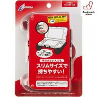 New Nintendo New 3DS LL CYBER rubber coat grip slim red F/S from Japan