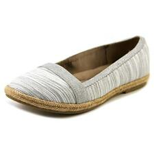 Canvas Slip On Striped Shoes for Women