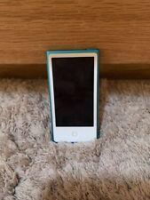 iPod Nano 7th Generation Blue