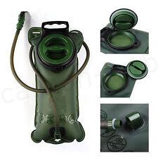 Green 2 L Water Bladder Bag Bicycle Camel bak Pack Bag Camping Hiking Hydration