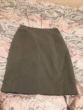 H&M Womens Casual Green Skirt - Size 32