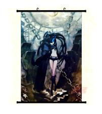 Anime Black Rock Shooter Wallscroll Poster Plakat Tapete Dekoration 60x90CM 001