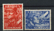 Netherlands 1942 SG#568-9 Legion Fund MNH Set #A62847