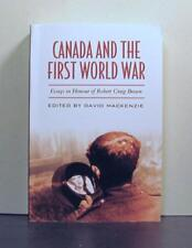 Canada and the First World War, Canadian Society Adjusts at Home