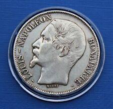 5 Francs Argent - Napoléon III - 1852 A ~ TTB
