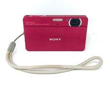Sony Cyber-shot DSC-T700 10.1 MP Digital Camera - Pink Fuscia *Tested & VGC*