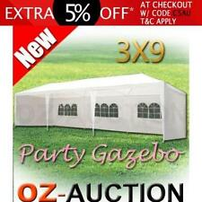 3x9m Size Garden Marquees & Tents
