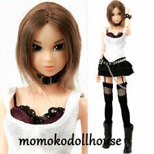 Used momoko Doll Pet works Pure violet Rare Limited japan