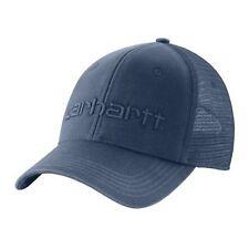 Carhartt Dunmore Ball Cap - Dark Blue 101195476 Mens Baseball Fashion Peak Hat