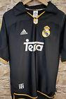 Original Real Madrid Away Shirt 1999/00 Small