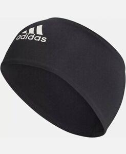 adidas Agron Football Skull Wrap, Black, Size One Size  Aeroready