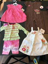Kids Clothing Girls 14 Pieces New With Tags Size 12-24 Months