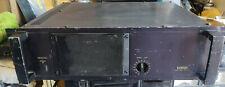 Yamaha Power Amplifier P1150c Rack mounted Single Channel Mono Amplifier