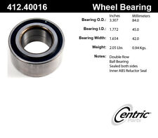 Wheel Bearing fits 2002-2011 Honda Element CR-V  C-TEK BY CENTRIC
