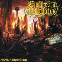 Engaged In Mutilating - Population: Zero [Used Very Good CD]