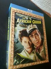 New listing African Queen Blu Ray Commemorative Box Set Rare