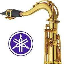 NEW 2018 Yamaha YTS-82Z 02 Custom Z Tenor Saxophone Gold Lacquer BrassBarn